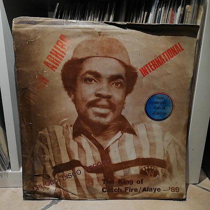 Okpan Arhibo - The King Of Cath A Fire - Alaye 89 [Urhobo Disco]