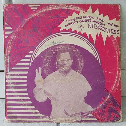 Evang. Bisi Adeoye King & The African Gospel Singing [High Time]