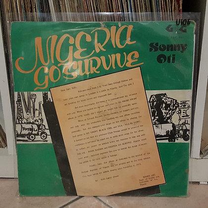Sonny Oti – Nigeria Go Survive [GBC]