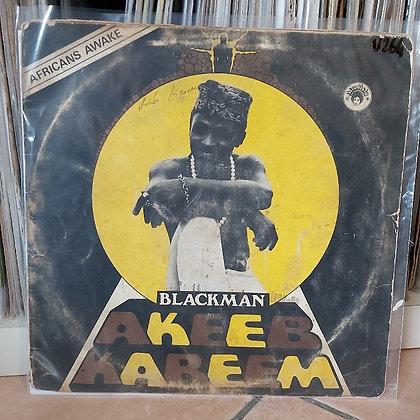 'Blackman' Akeeb Kareem – Africans Awake [Afrodisia]