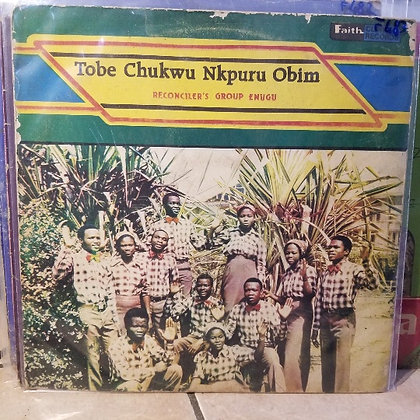 Reconciler's Group Enugu - Tobe Chukwu Nkpuru Obim [Faith Clinic]