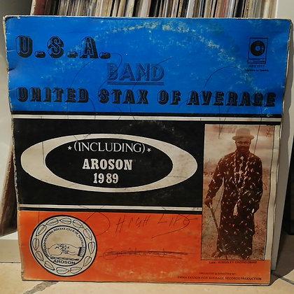 U.S.A. Band United Stax Of Average [Average] 1989