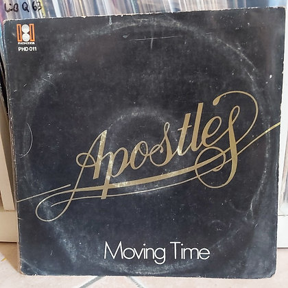 The Apostles – Moving Time [Phonodisk]]