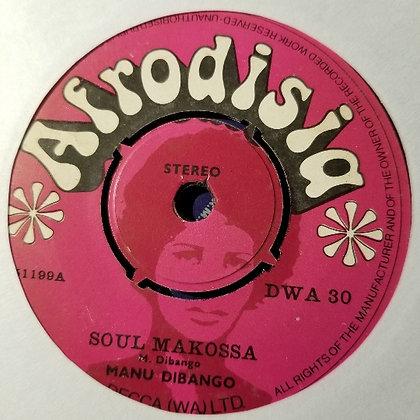 Manu Dibango - Soul Makossa [Afrodisia]