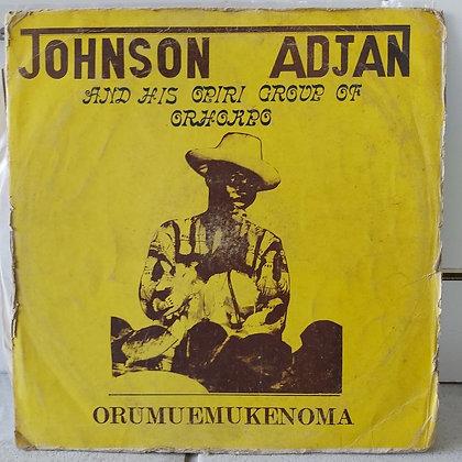 Johnson O. Adjan And His Group - Orumu Emu Kenoma [Winners]