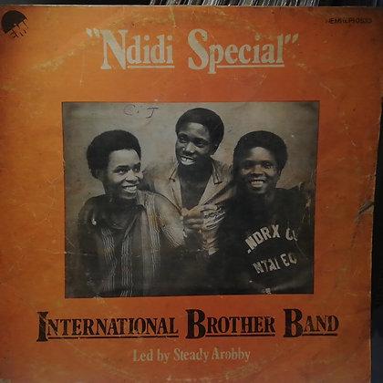 International Brother Band* – Ndidi Special [EMI]