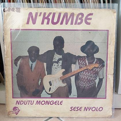 N'Kumbe – Ndutu Mongele Sese Nyolo [ Africa Oumba – AOLP 012]