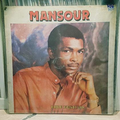 Mansour Shuaibu – Love Festival [HMV]