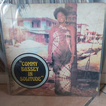 Commy Bassey – In Solitude [Clover]