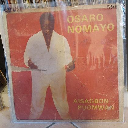 Osaro Nomayo – Aisagbon-Buomwan [Matts]