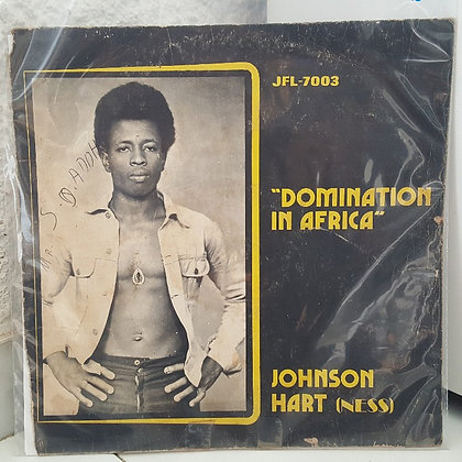 Johnson Hart (Ness) ‎– Domination In Africa [Jicco Funk]