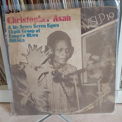 Christopher Asah, Seven Seven Egwu – Group Of Enugwu Ukwu Njikoka [Melody]