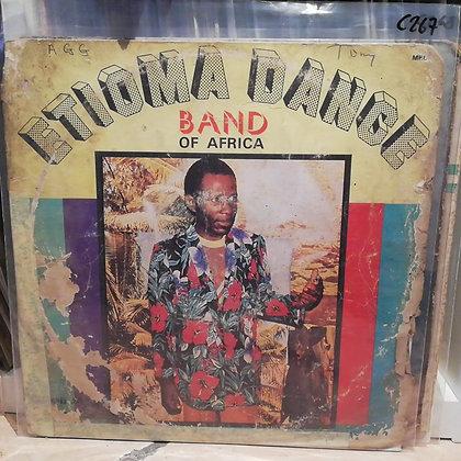 Etioma Dance Band Of Africa – Ogoli Mali Nsodie [Mone Records – MRLP 011]