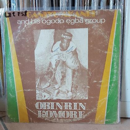 Ganiyu Akanbi & His Ogbodo Egba Group - Obinrin Komore [Panafrik]