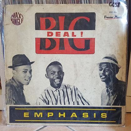 Emphasis – Big Deal! [ Premier Music – MSR 004]