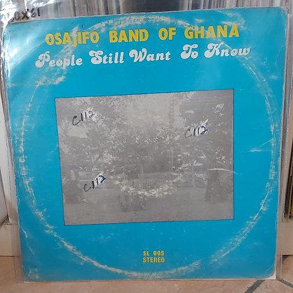 Osajifo Band Of Ghana – People Still Want To Know [Linaco]