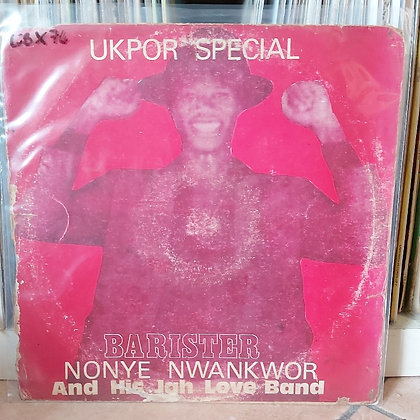 Barrister & His Jah Love band - Ukpor Special [Barry]