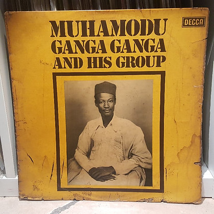 Muhamodu Ganga Ganga & his Group [Decca] Burlington Music