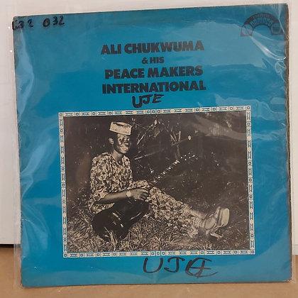 Ali Chukwuma & His Peace Makers International [Namaco]