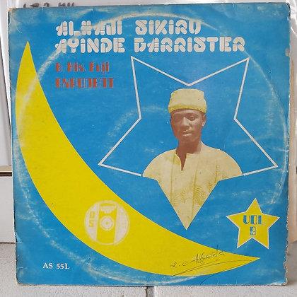 Alhaji (Chief) Sikiru Ayinde Barrister And His Fuji Exponent - Vol 9 [ASL]