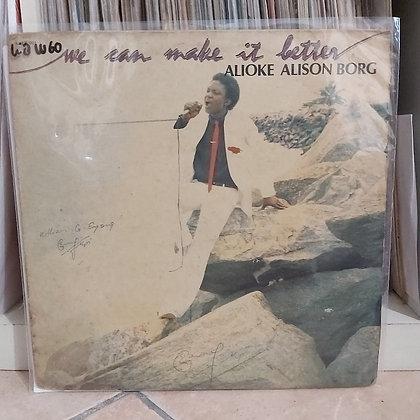 Alioke Alison Borg – We Can Make It Better [Coconut]