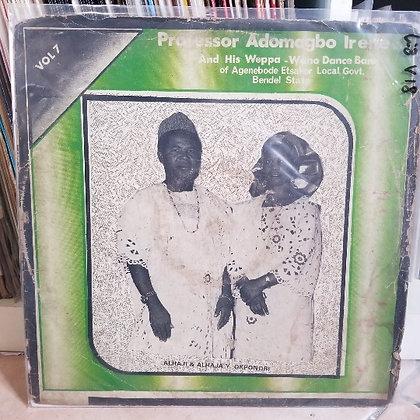 Professor Adomagbo Irene And His Weppa - Wano [Coconut]