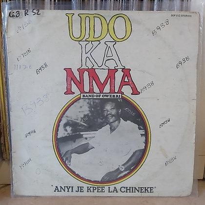 Udo Ka Nma Band Of Owerri – Anyi Je Kpee la Chineke [Soundpoint]
