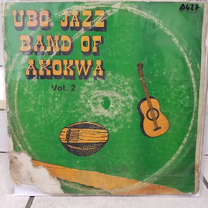 Ubo Jazz Band Of Akokwa - Vol 2 [UBO02]