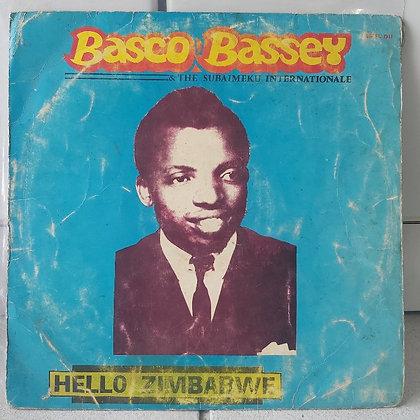 Basco Bassey & The Sobaimeku Internationale – Hello Zimbabwe