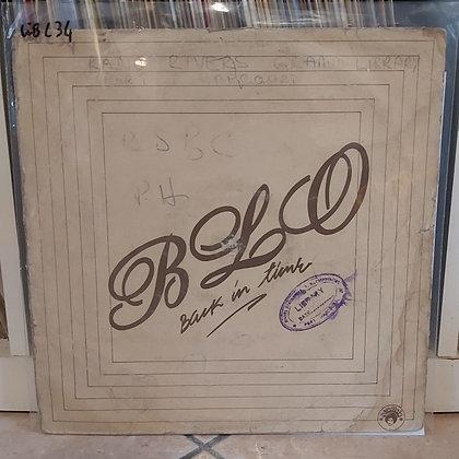 Blo – Back In Time [Afrodisia]