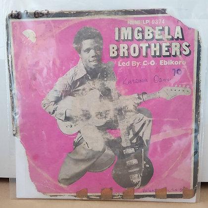 Imgbela Brothers International Band Of Odi [EMI]
