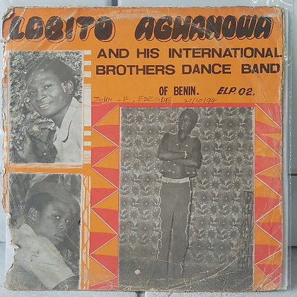 Lobito Aghahowa And His International Brothers Dance Band Of Benin