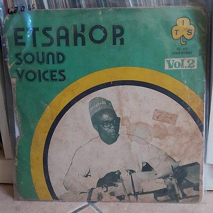 Etsakor Sound Voices – Vol. 2 [Ijebor]