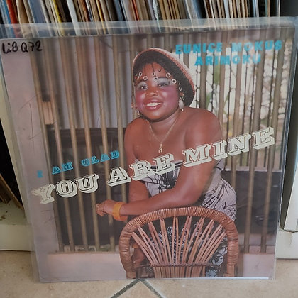 Eunice Mokus Arimoku – I Am Glad You Are Mine[Unimokus Records – UNI (LP) 101]