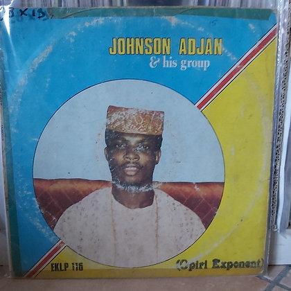 Johnson Adjan & His Group - Opiri Exponent [Ekimogun]