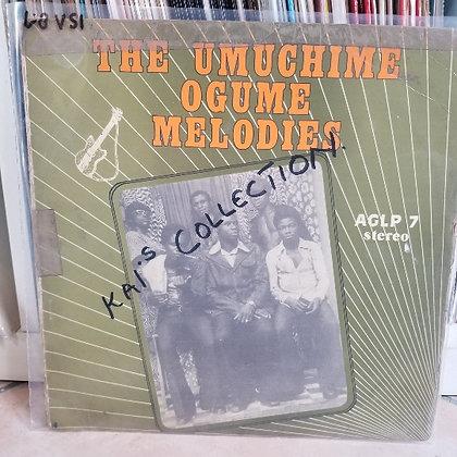 The Umuchime Ogume Melody [Agu Iroko]