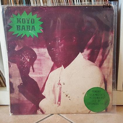 Edionzee Dada and Monday Ogbemudia's Messengers – Koyo Baba [MO DISK]