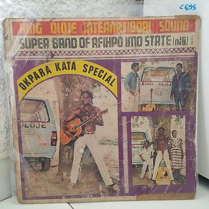 King Oloje International Sound Super Band Of Afikpo Imo State (Nig) 