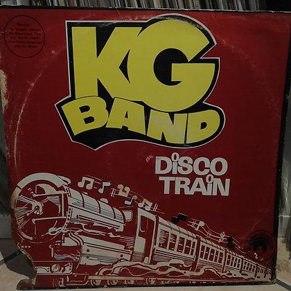 KG Band - Disco Train [Afrodisia]