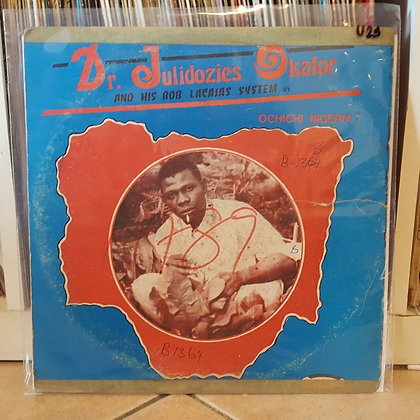 Dr. Julidozies Okafor & His Bob Lacaias System [DJD]