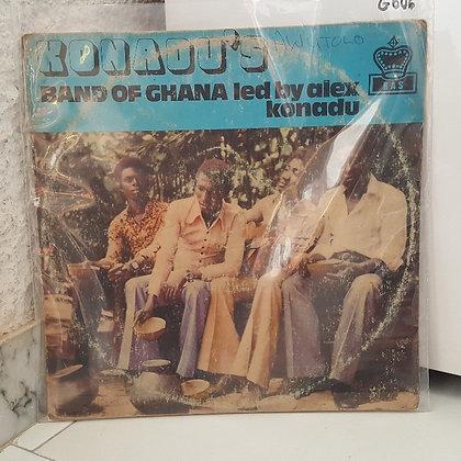 Konadu´s Band Of Ghana [Ghana Sounds]