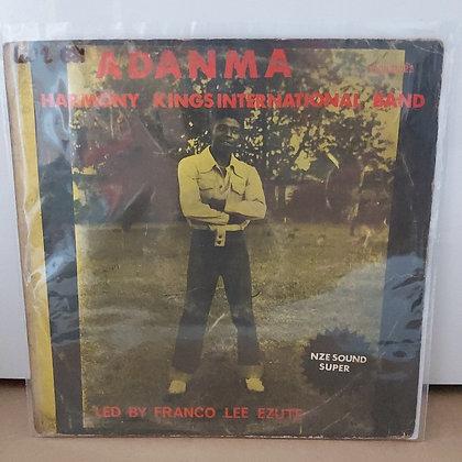 Harmony Kings International Band – Nze Sound Super - Adanma Special