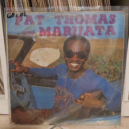 Pat Thomas And Marijata – Pat Thomas And Marijata [Gapophone Records ]