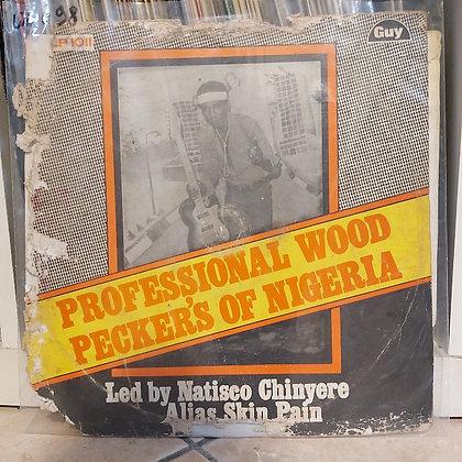 Professional Wood Pecker's Of Nigeria [GUY JGLP1011]