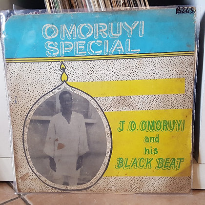 J. O. Omoruyi And His Black Beat – Omoruyi Special [Akpolla]