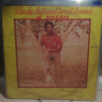 Ubulu International Band Of Nigeria – Vol. 8 [ Isabros Records – ISAL 024]