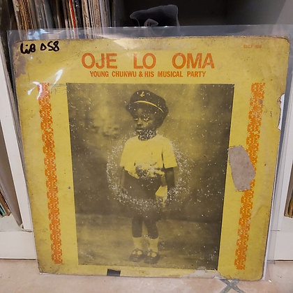 Young Chukwu & His Musical Party - Oje Lo Oma [Success]