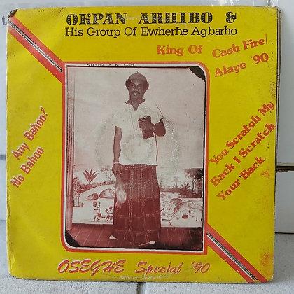 Okpan Arhibo & His Group Of Ewherhe Agbarho [Urhobo]
