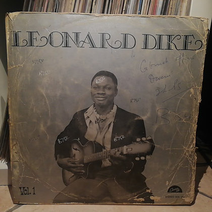Leonard Dike And His Dynamic International Band - Vol 1 [Shanu Olu]