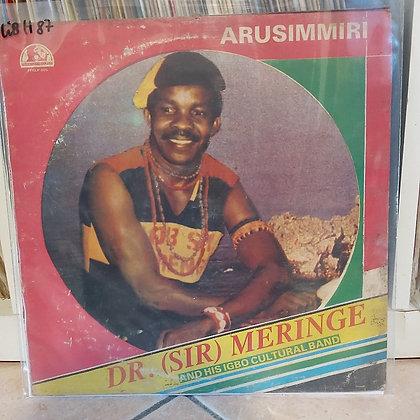 Dr. Sir Meringe – Arusimmiri [Franco Records – FPRLP 005]